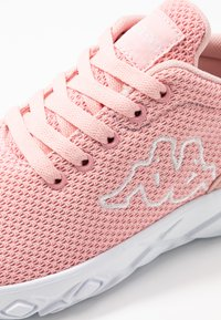 Kappa - PAUTO - Sports shoes - rosé/white - 5