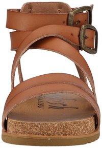 Blowfish Malibu - Platform sandals - arabian sand dyecut 398 - 5