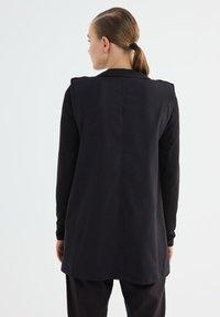 Trendyol - Summer jacket - black - 2