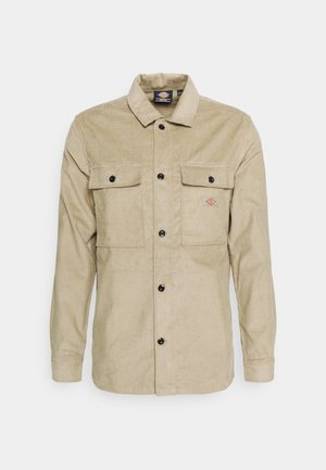 HIGGINSON  - Camicia - beige