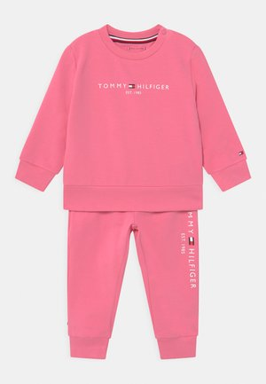 BABY ESSENTIAL SET  - Tracksuit - exotic pink