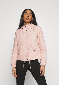 Vero Moda - VMZOA - Summer jacket - sepia rose - 0