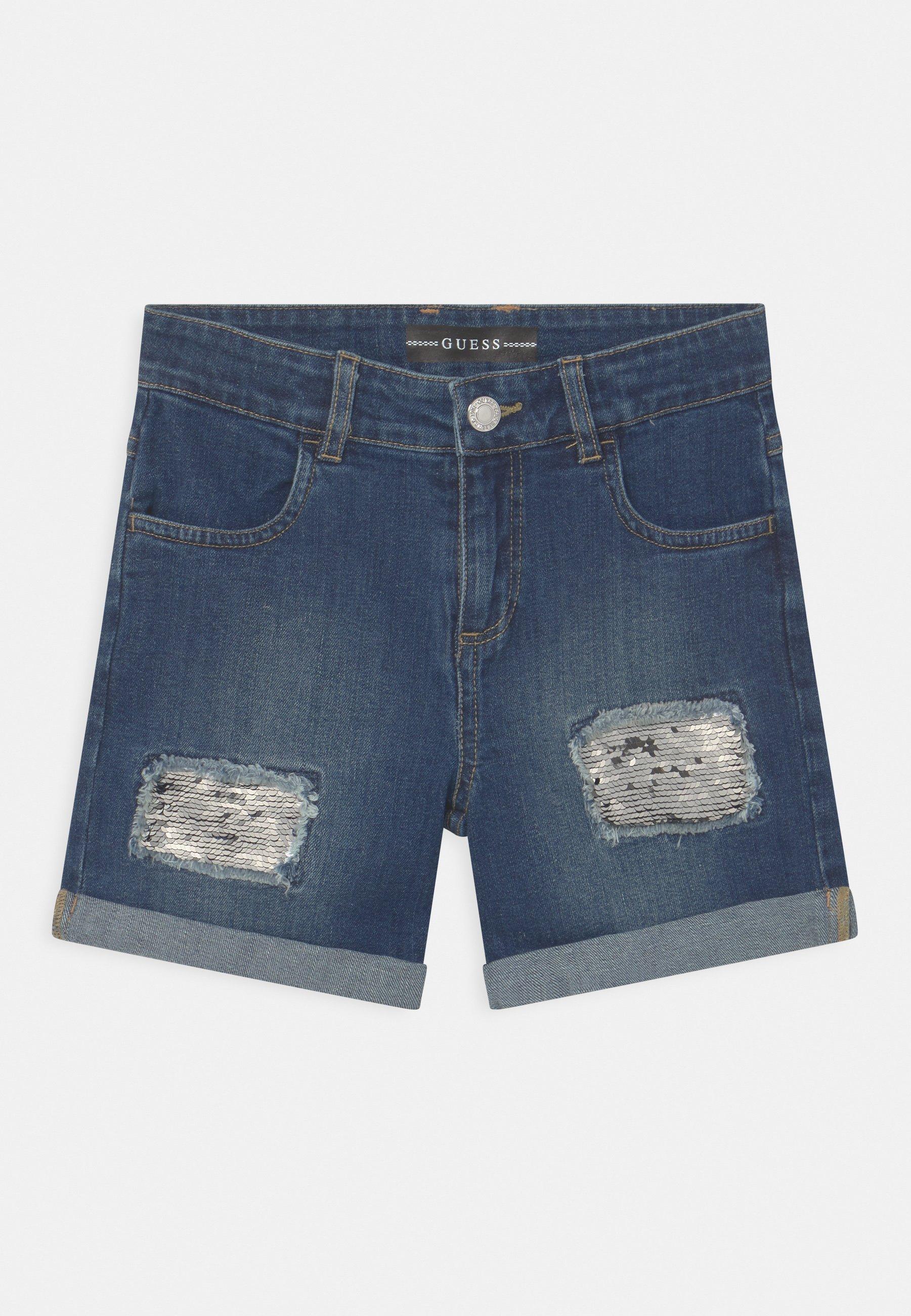 Kids JUNIOR - Denim shorts