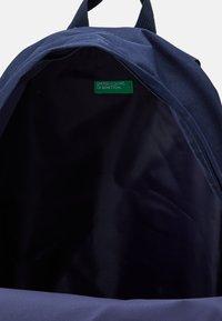 Benetton - KNAPSACK - Rucksack - dark blue - 2