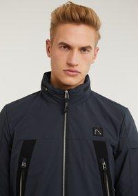 CHASIN' - Light jacket - dark blue - 5