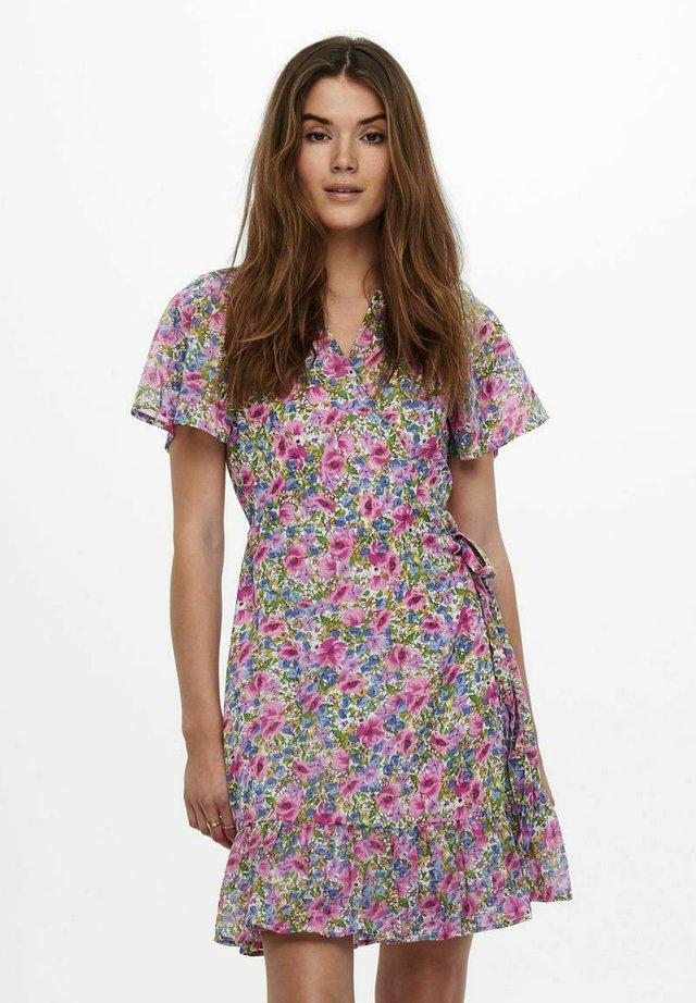 Sukienka letnia - lilac sachet