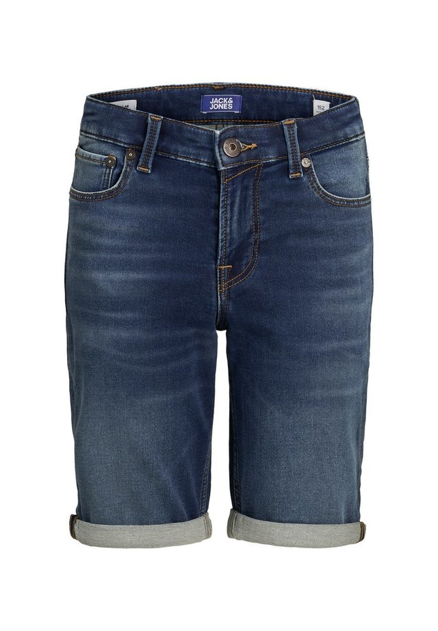 JEANSSHORTS JUNGS - Shorts vaqueros - blue denim