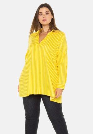 Blouse - sun yellow