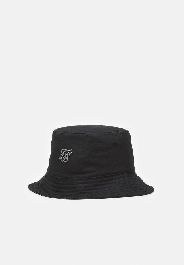 BUCKET HAT UNISEX - Čepice - black