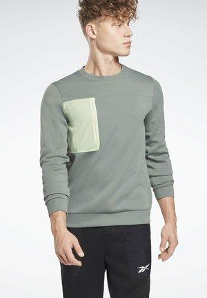 MYT CREW SWEATSHIRT - Sweatshirt - green