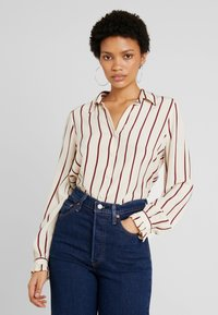 Levi's® - MARCEY - Button-down blouse - sandshell - 0