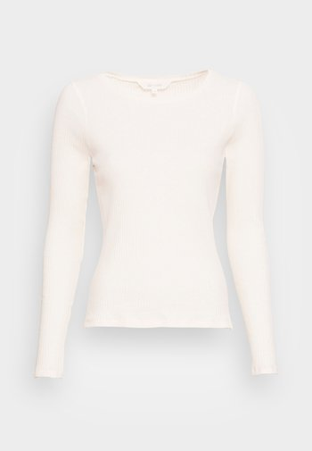 ESTHER TEE - Long sleeved top - whisper pink