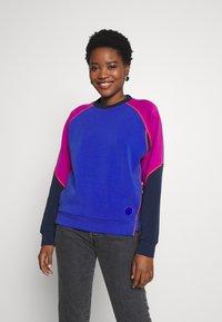 Napapijri - BILBE - Long sleeved top - purple - 0