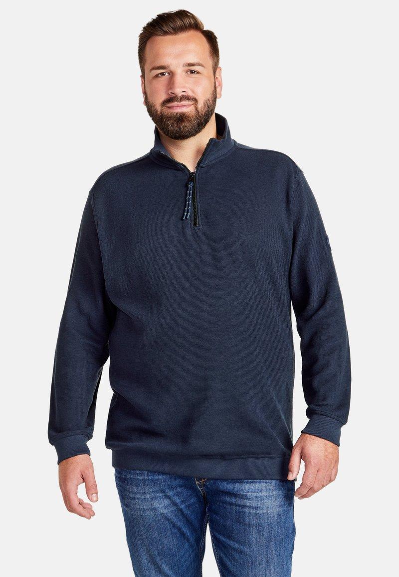 LERROS - Sweatshirt - navy