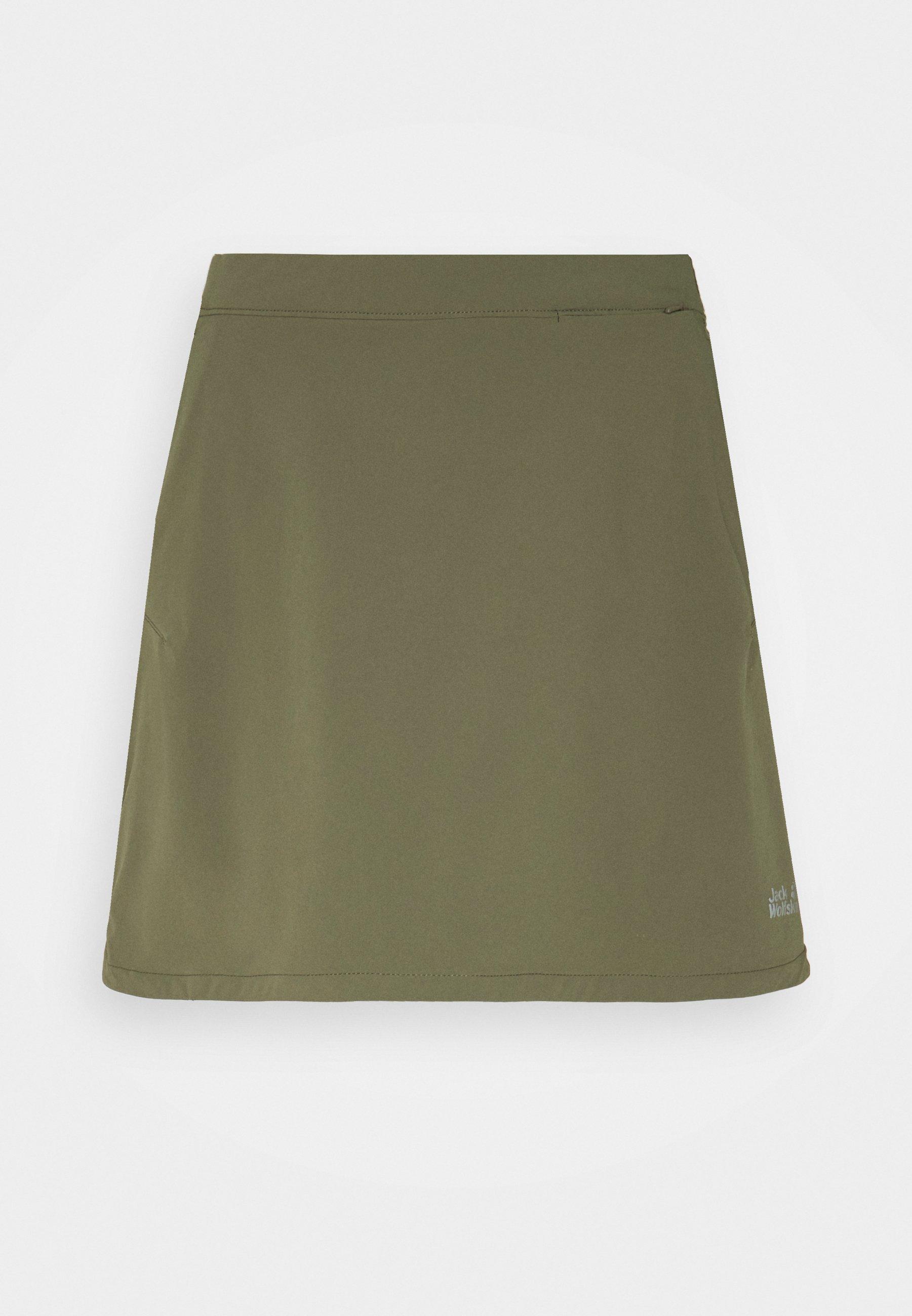 Women HILLTOP TRAIL SKORT  - Sports skirt
