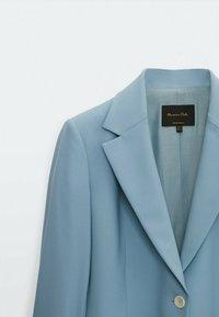 Massimo Dutti - Blazer - blue - 4