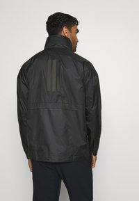 adidas Performance - OUTERIOR URBAN WIND.RDY - Hardshell jacket - black - 3