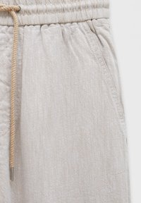 PULL&BEAR - Trousers - white - 6