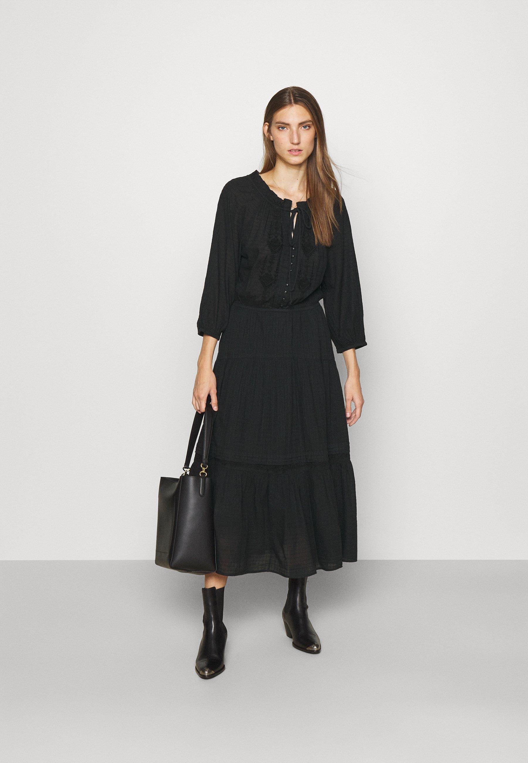 Women DORYLLA 3/4 SLEEVE DAY DRESS - Day dress