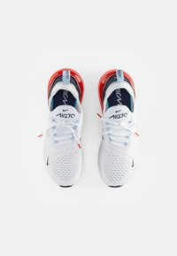 Nike Sportswear - AIR MAX - Sneakers - white/chile red-midnight navy-psychic blue-challenge red-mtlc silver - 3