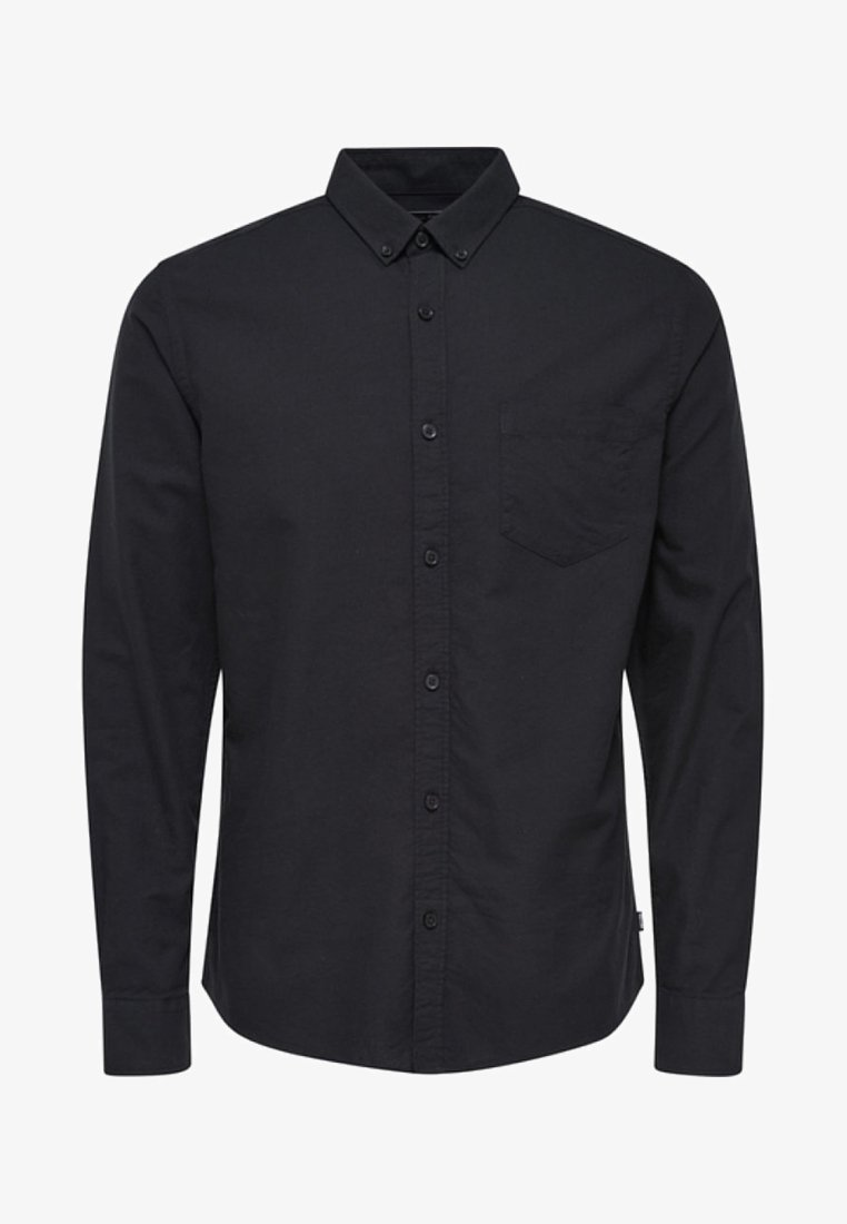 Only & Sons - ONSALVARO OXFORD - Shirt - black