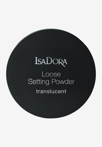 IsaDora - LOOSE SETTING POWDER TRANSLUCENT - Setting spray & powder - translucent - 5