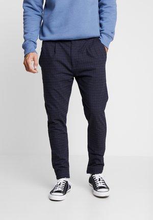KELD NEW - Trousers - navy / blue