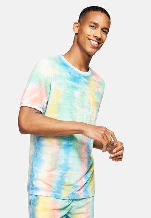 T-shirt con stampa - batik