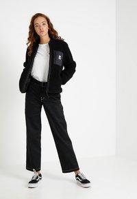 Carhartt WIP - JANET LINER - Winter jacket - black - 1