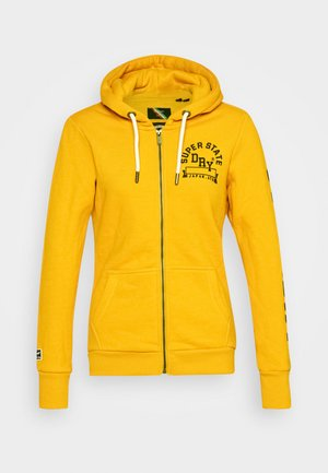 CLASSIC ZIPHOOD - Zip-up hoodie - upstate gold
