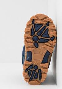 Steiff Shoes - ERICA - Vinterstøvler - blue - 5