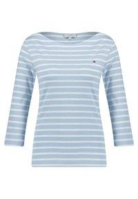 Tommy Hilfiger - AISHA BOAT - Long sleeved top - bleu (50) - 0