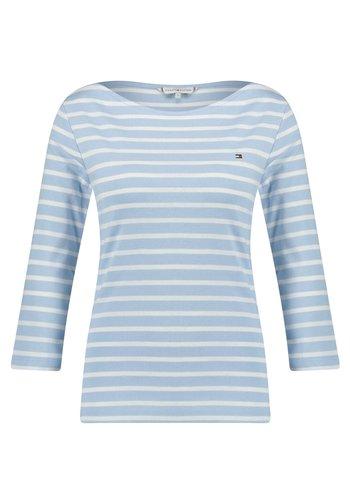 AISHA BOAT - Long sleeved top - bleu (50)