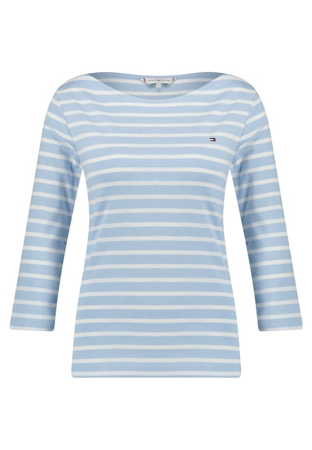 AISHA BOAT - Long sleeved top - bleu (50)