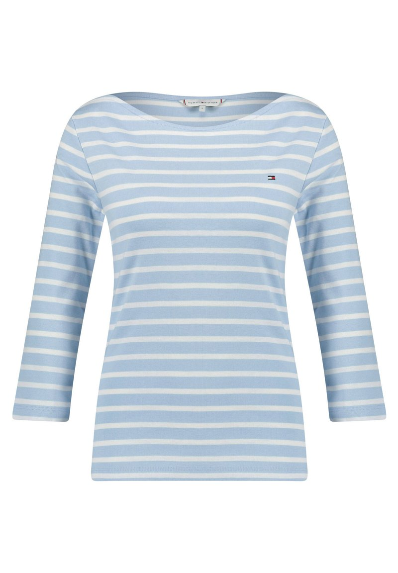 Tommy Hilfiger - AISHA BOAT - Long sleeved top - bleu (50)