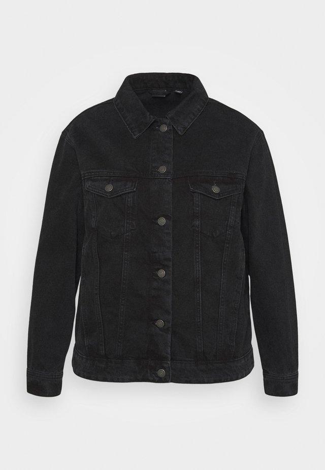 VMKATRINA JACKET - Denim jacket - black