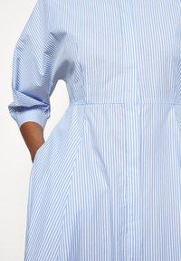 MAX&Co. - CARLO - Shirt dress - light blue - 5