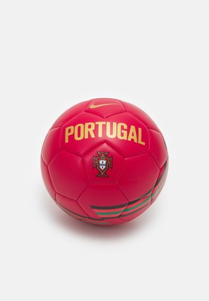 PORTUGAL - Voetbal - gym red/black/metallic gold
