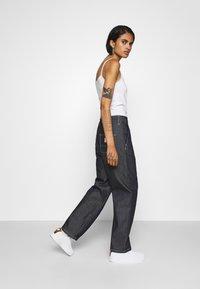 Carhartt WIP - ARMANDA PANT - Trousers - blue - 2
