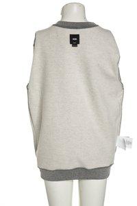 Vans - Sweatshirt - concrete heather/black - 3