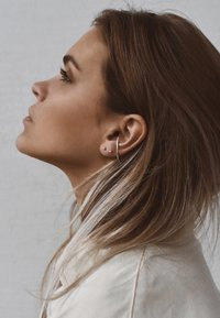 No More - RADIUS  - Earrings - silver - 2