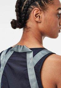 G-Star - UTILITY STRAP DRESS - Day dress - rinsed - 3