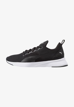FLYER RUNNER - Neutral running shoes - black/white