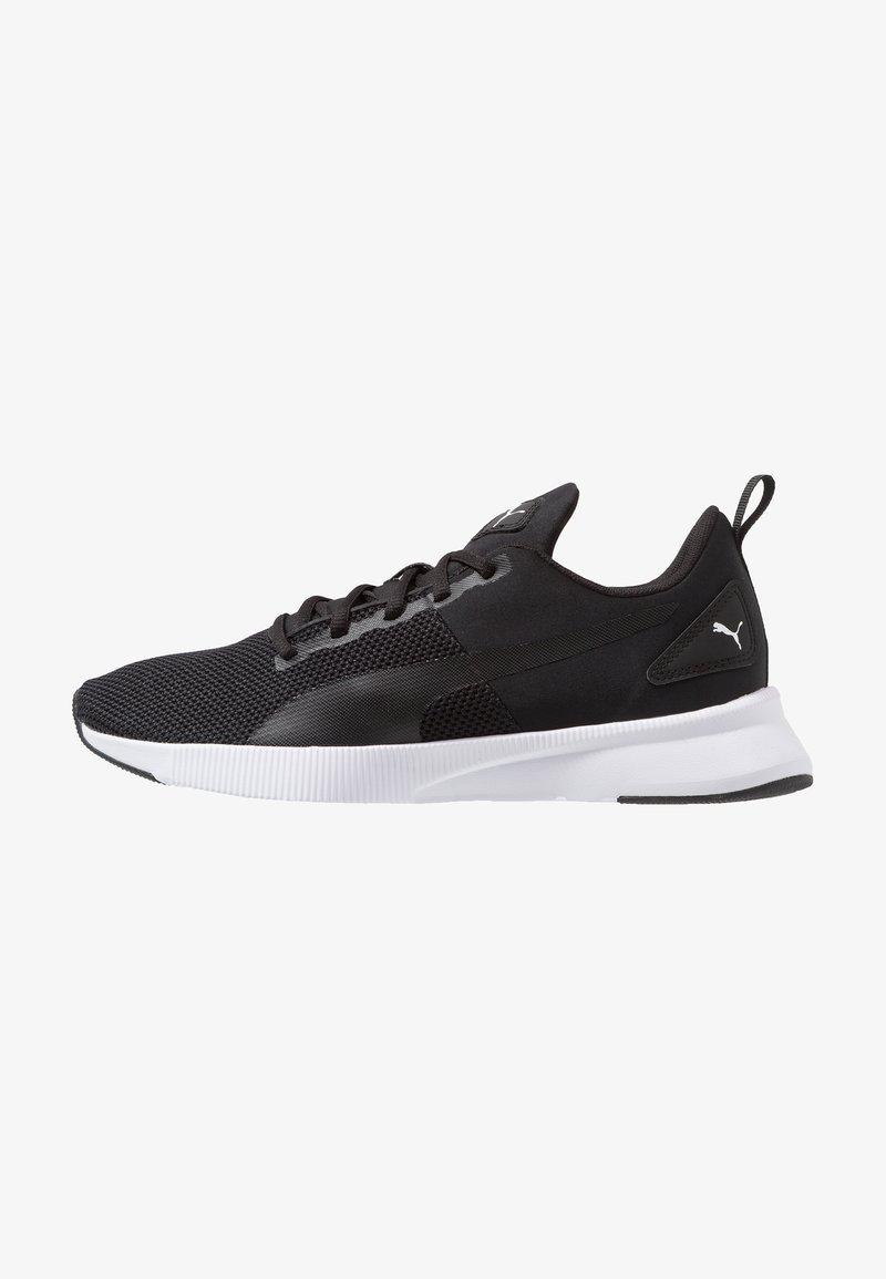 Puma - FLYER RUNNER - Zapatillas de running neutras - black/white