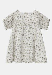 Name it - NBFHAJETTE SET - Shirt dress - bright white - 0