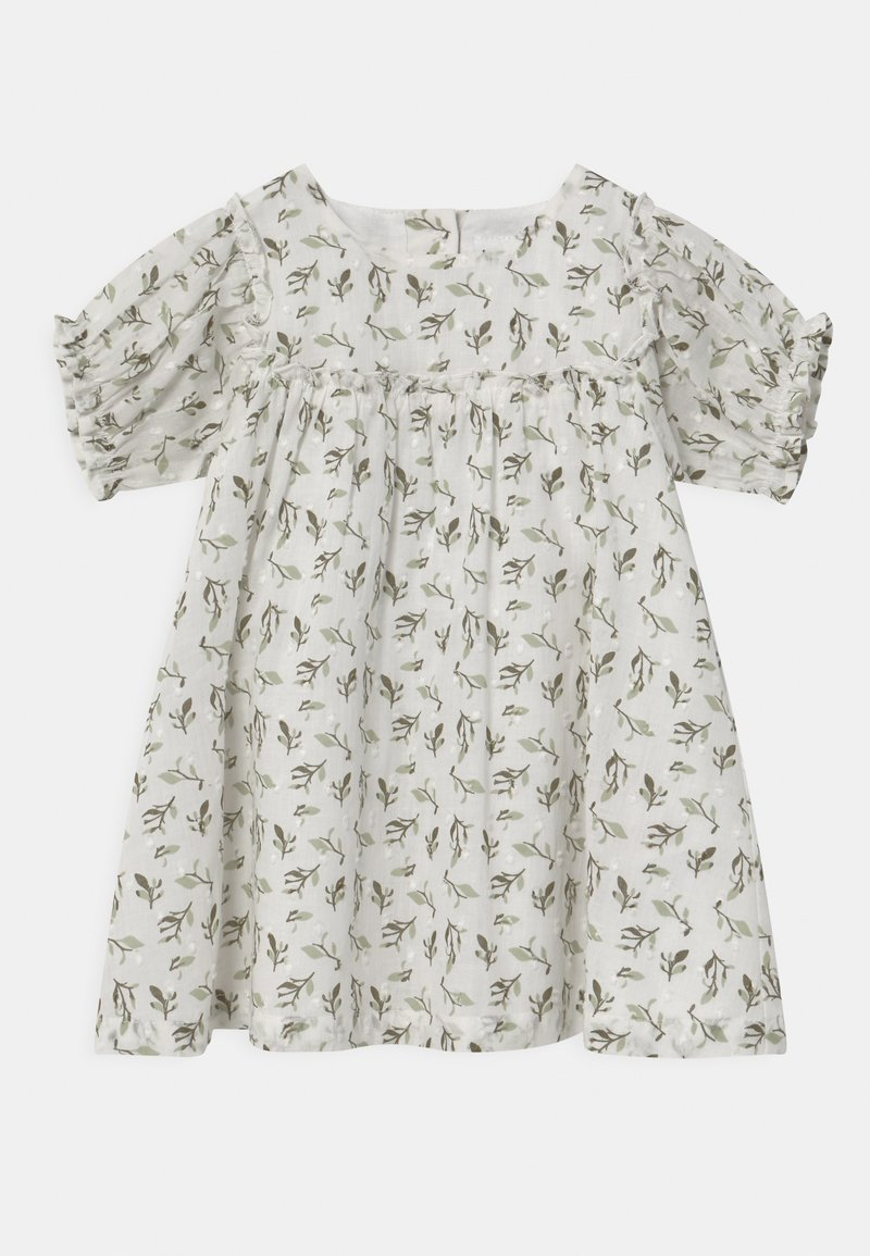 Name it - NBFHAJETTE SET - Shirt dress - bright white