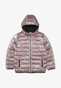 Superdry - REVERSIBLE FUJI - Veste d'hiver - rose pink gold/black - 3