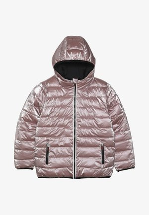 REVERSIBLE FUJI - Chaqueta de invierno - rose pink gold/black