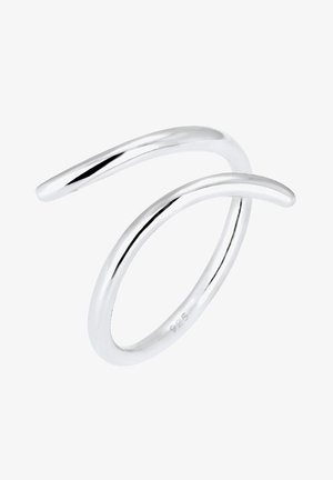 STATEMENT - Ring - silberfarben