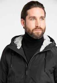 DreiMaster - Outdoor jacket - black - 3
